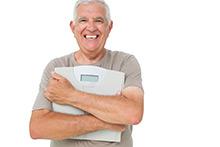 Gewichts Reduktion