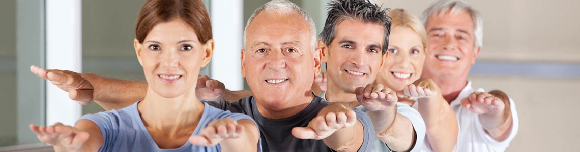Fitness Training Senioren
