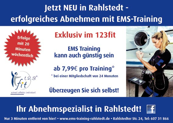 erfolgreiches abnehmen mit ems training fitness in rahlstedt bei 123fit. Black Bedroom Furniture Sets. Home Design Ideas