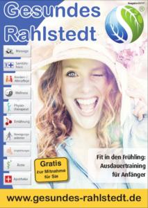 Gesundes Rahlstedt Ausgabe 01-2017