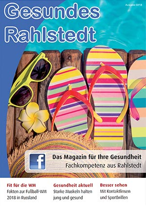 Magazin Gesundes Rahlstedt 02/2018