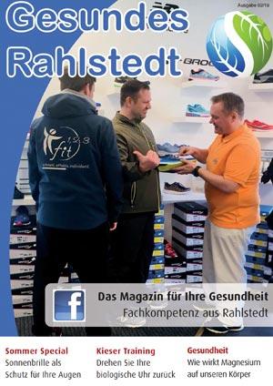 Gesundes Rahlstedt Ausgab 1/2019